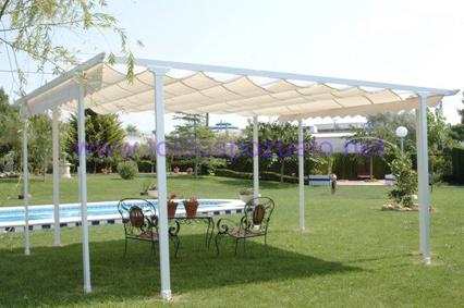 Pérgolas Huelva | Toldos Pozuelo