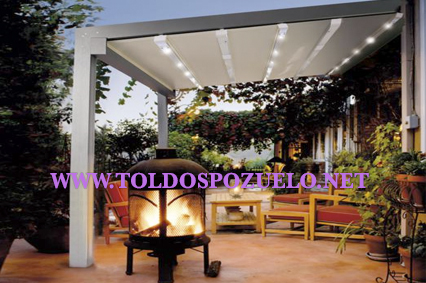 Pergolas Winter