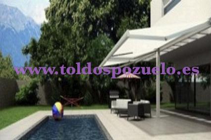 TOLDO EXTENSIBLE CON COFRE MATICBOX 350 | TOLDOS POZUELO
