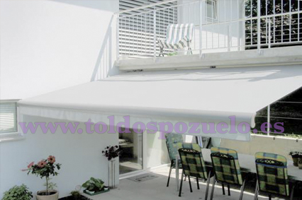 TOLDO EXTENSIBLE MONOBLOC SELECT